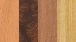 A wide range of stunning timber finishes.